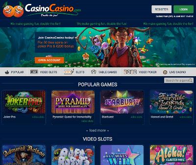 casino casino bonus